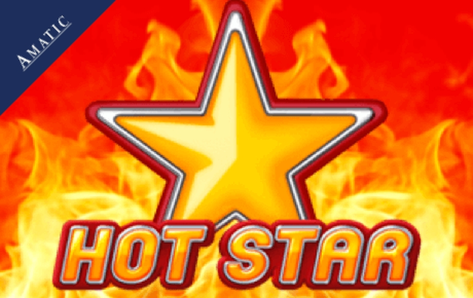 The Hot Star Online Slot Demo Game by Amatic Industries