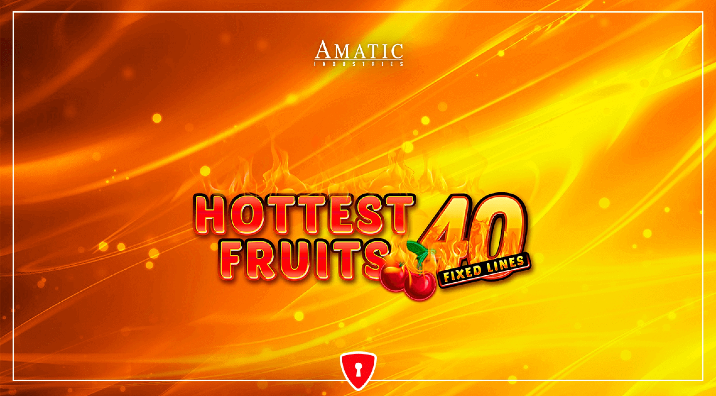 The Hottest Fruits 40 Online Slot Demo Game by Amatic Industries