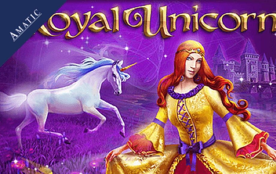 The Royal Unicorn Online Slot Demo Game by Amatic Industries