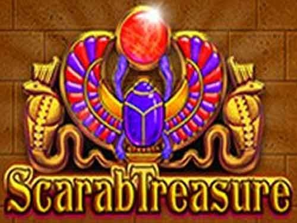 The Scarab Treasure Online Slot Demo Game by Amatic Industries