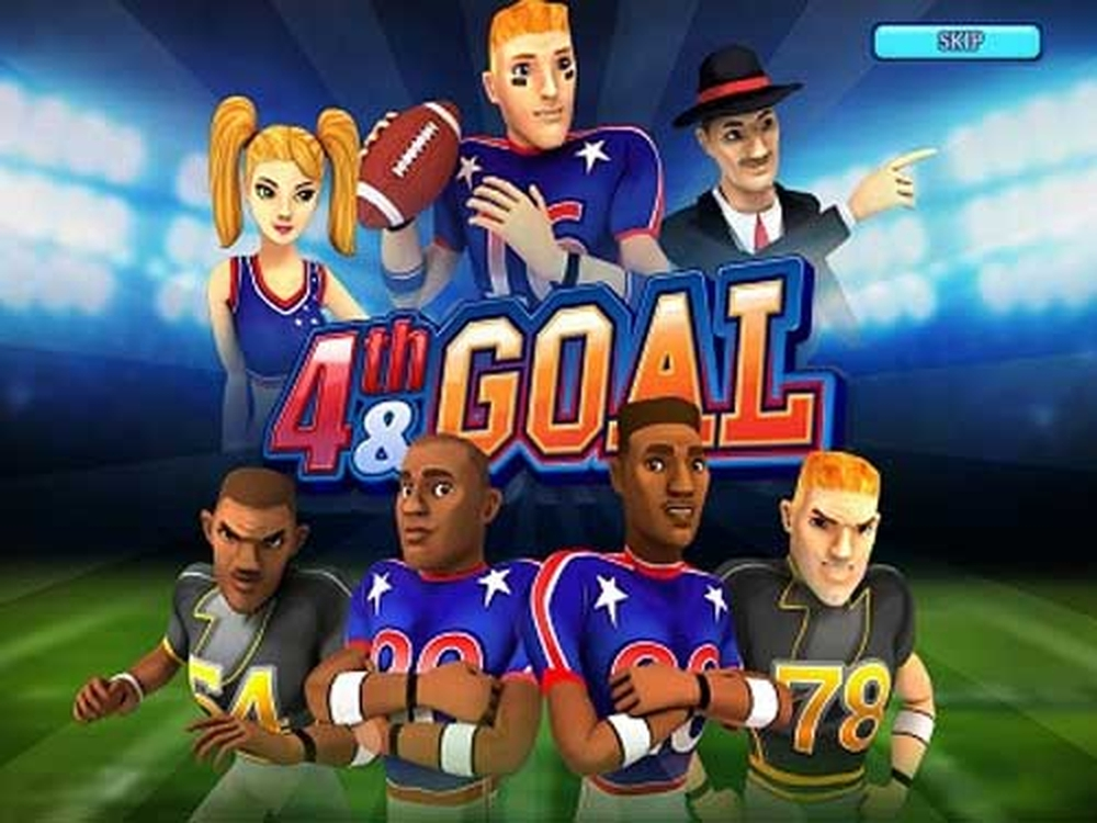 The 4th and Goal Online Slot Demo Game by Arrows Edge