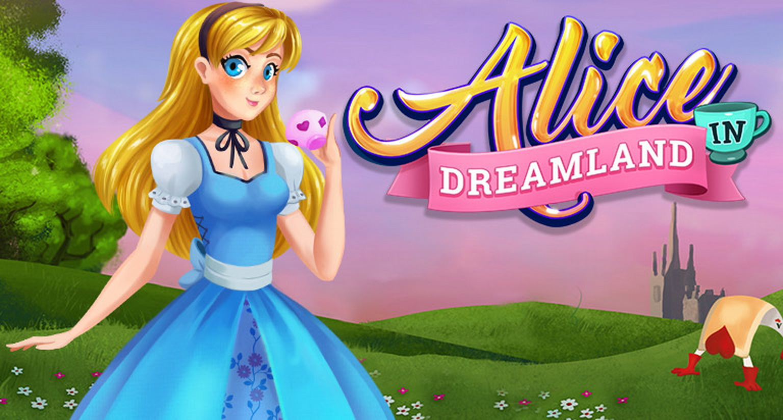 The Alice in Dreamland Online Slot Demo Game by Arrows Edge