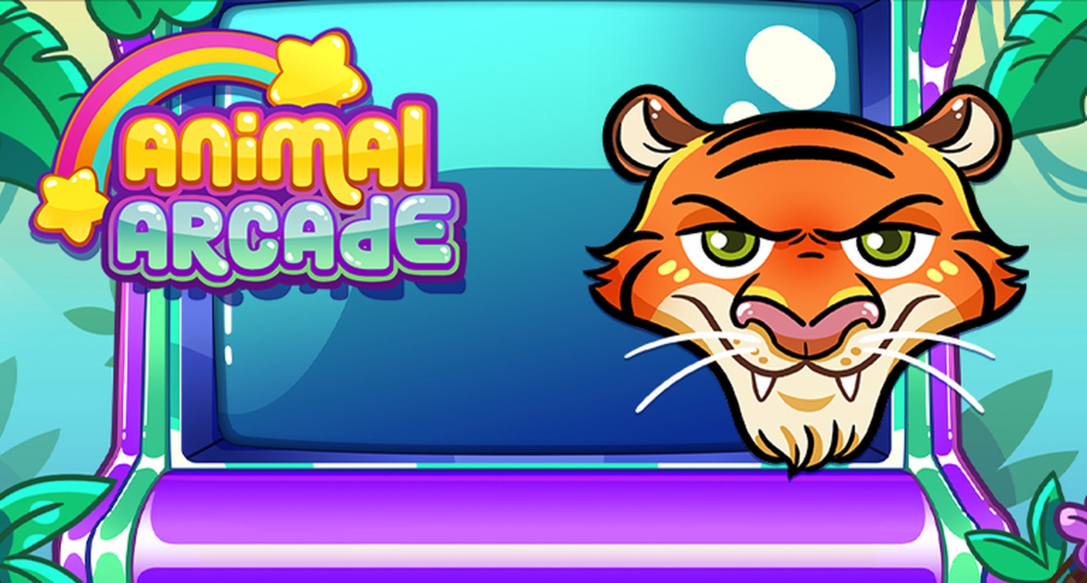The Animal Arcade Online Slot Demo Game by Arrows Edge