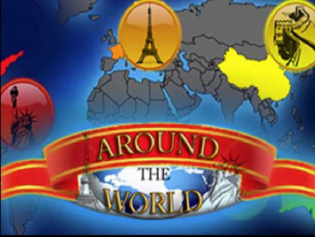 The Around the World (Arrows Edge) Online Slot Demo Game by Arrows Edge