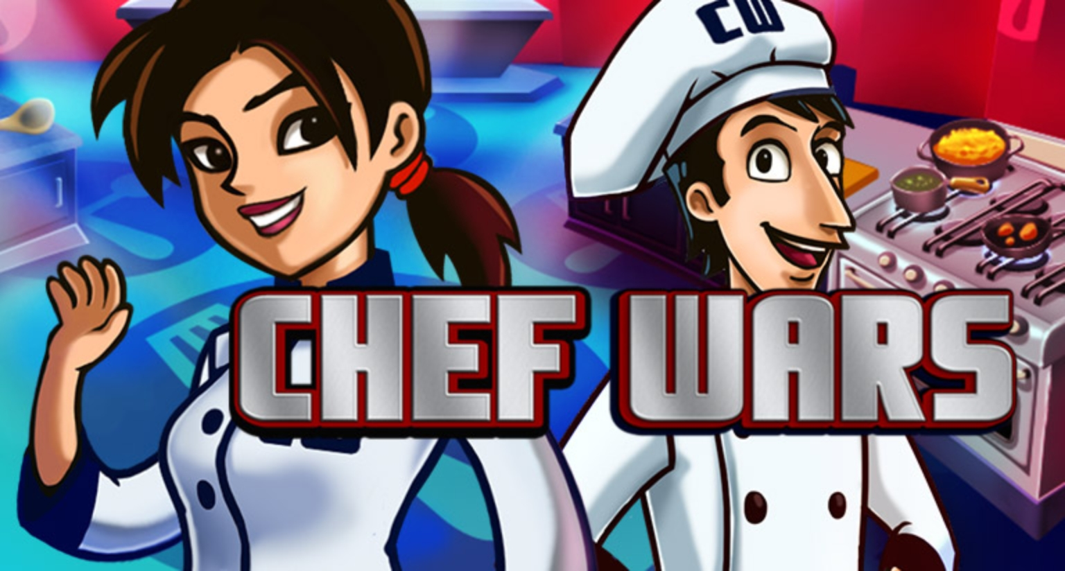 The Chef Wars Online Slot Demo Game by Arrows Edge