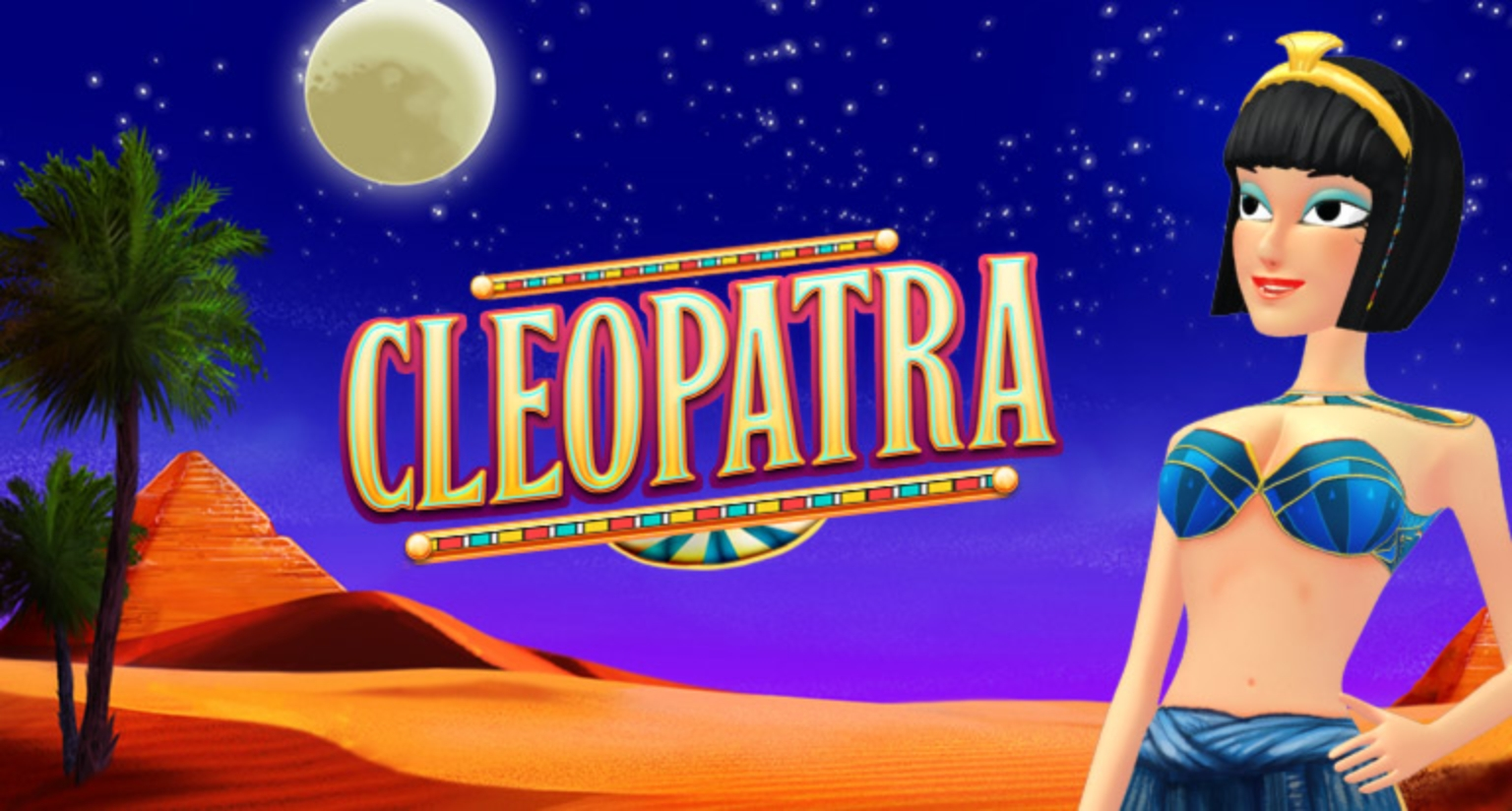 The Cleopatra (Arrows Edge) Online Slot Demo Game by Arrows Edge