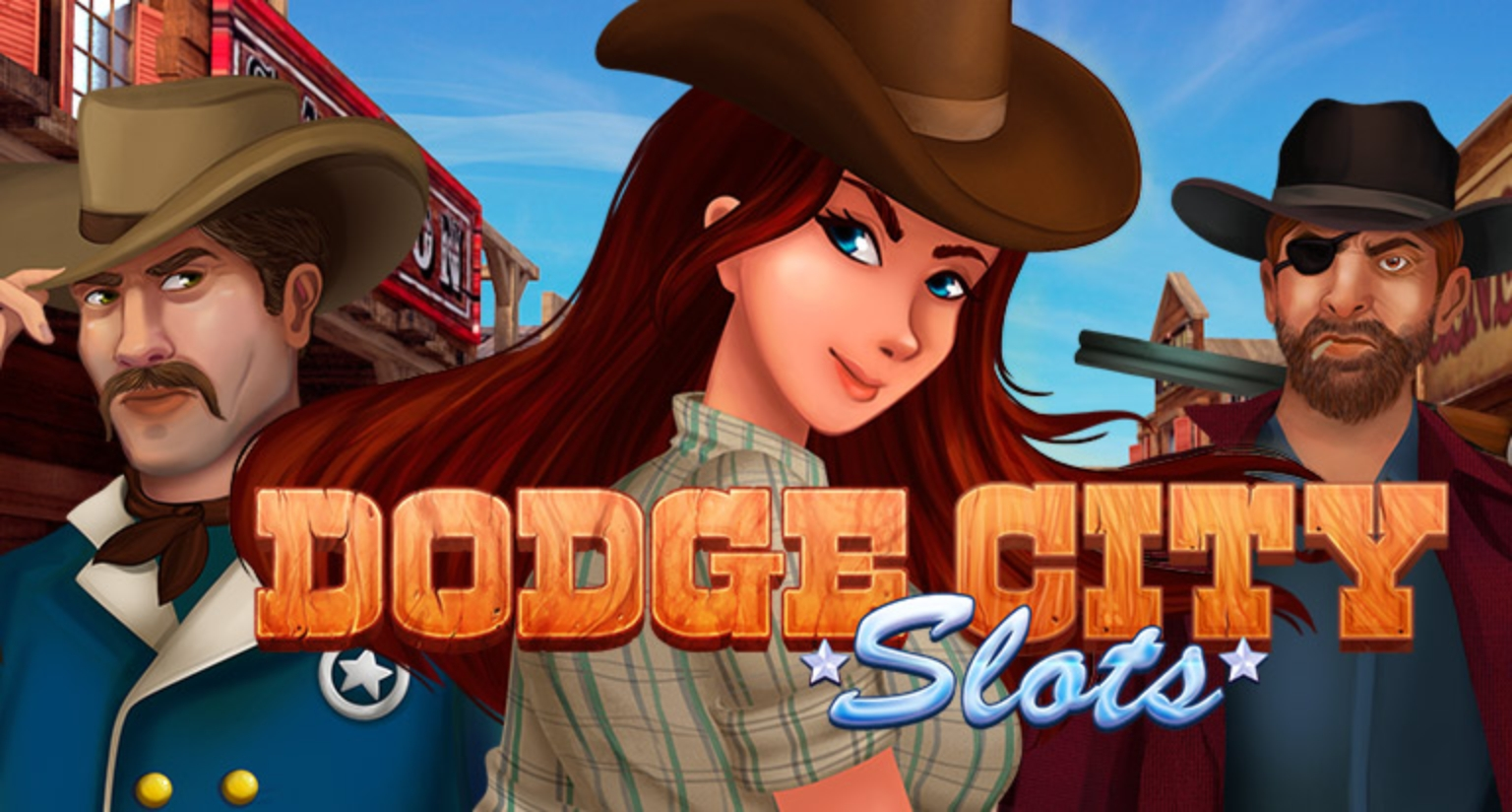 The Dodge City Online Slot Demo Game by Arrows Edge