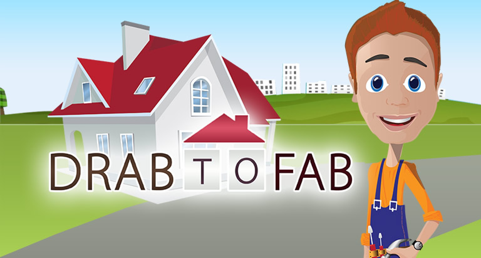 The Drab to Fab Online Slot Demo Game by Arrows Edge