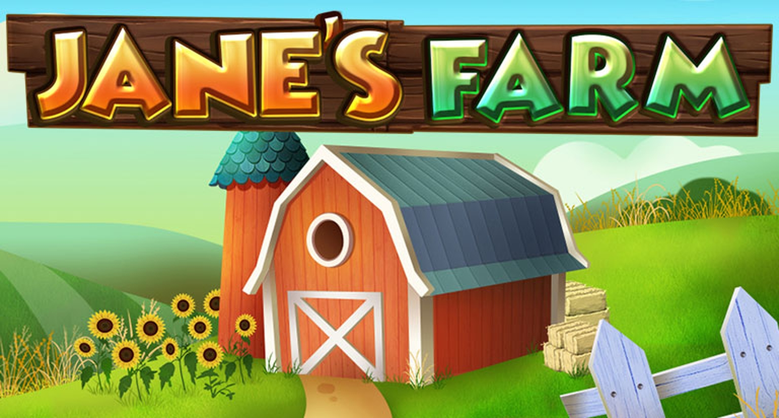 The Jane's Farm Online Slot Demo Game by Arrows Edge