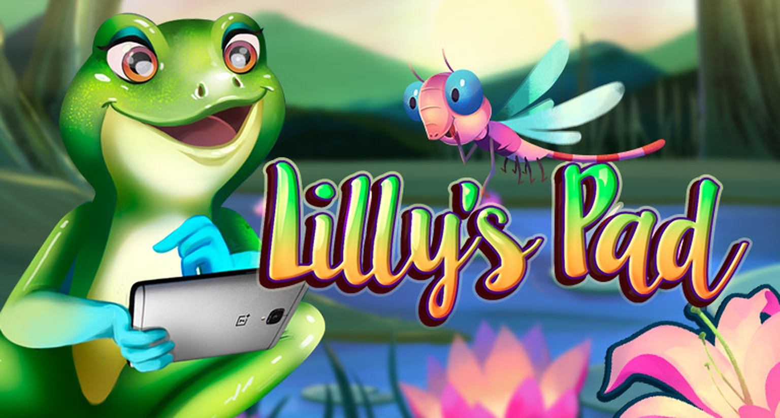 The Lilly's Pad Online Slot Demo Game by Arrows Edge