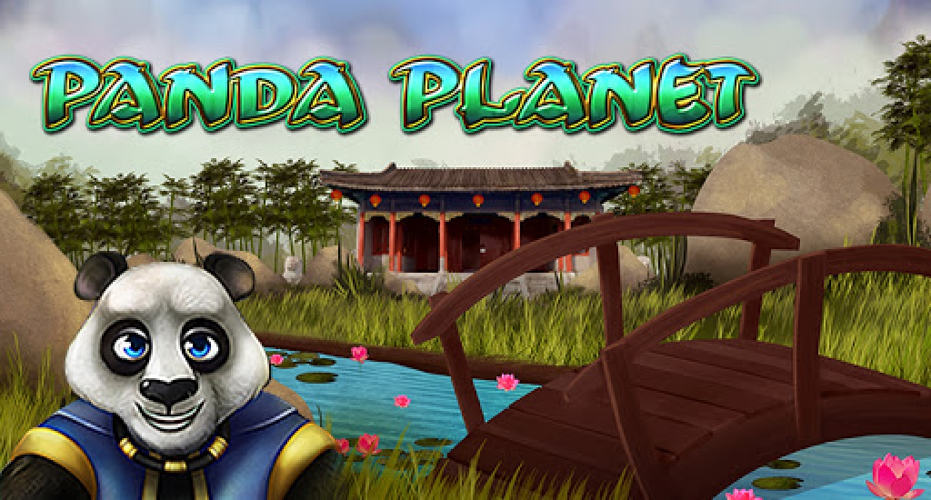 The Panda Planet Online Slot Demo Game by Arrows Edge