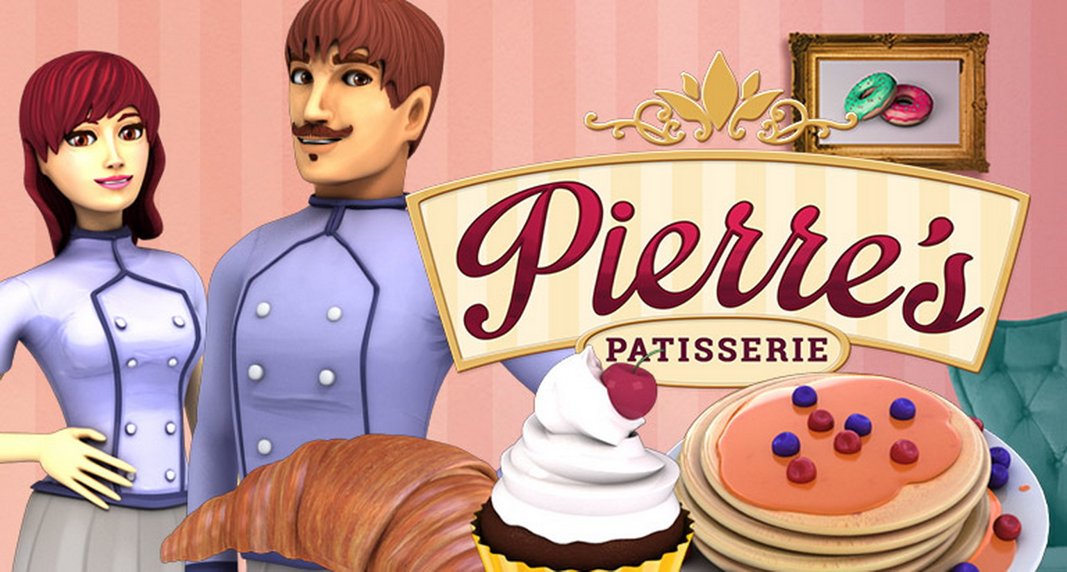 The Pierre's Patisserie Online Slot Demo Game by Arrows Edge