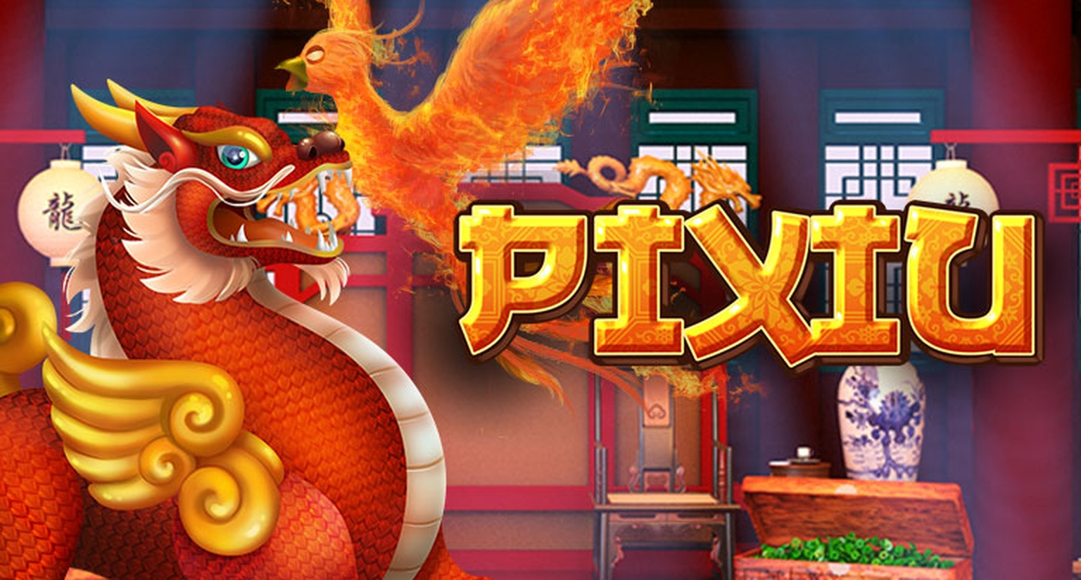 The Pixiu Online Slot Demo Game by Arrows Edge