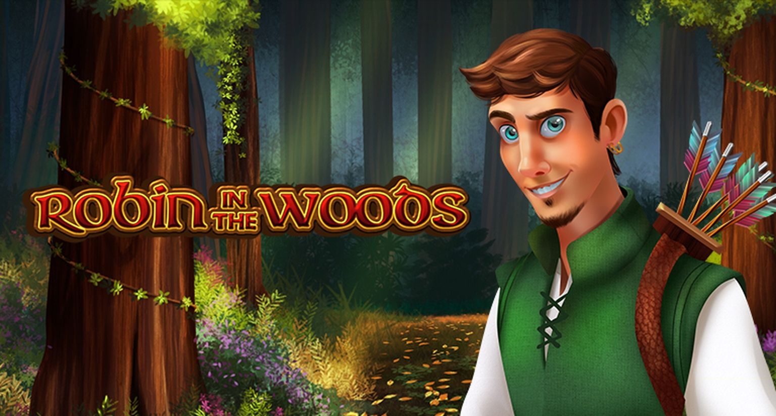 The Robin in the Woods (Arrows Edge) Online Slot Demo Game by Arrows Edge