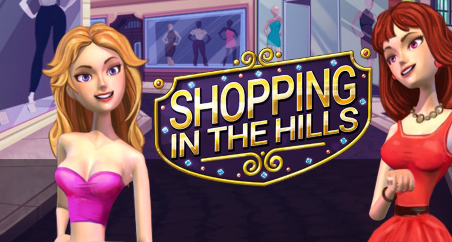 The Shopping in the Hills Online Slot Demo Game by Arrows Edge