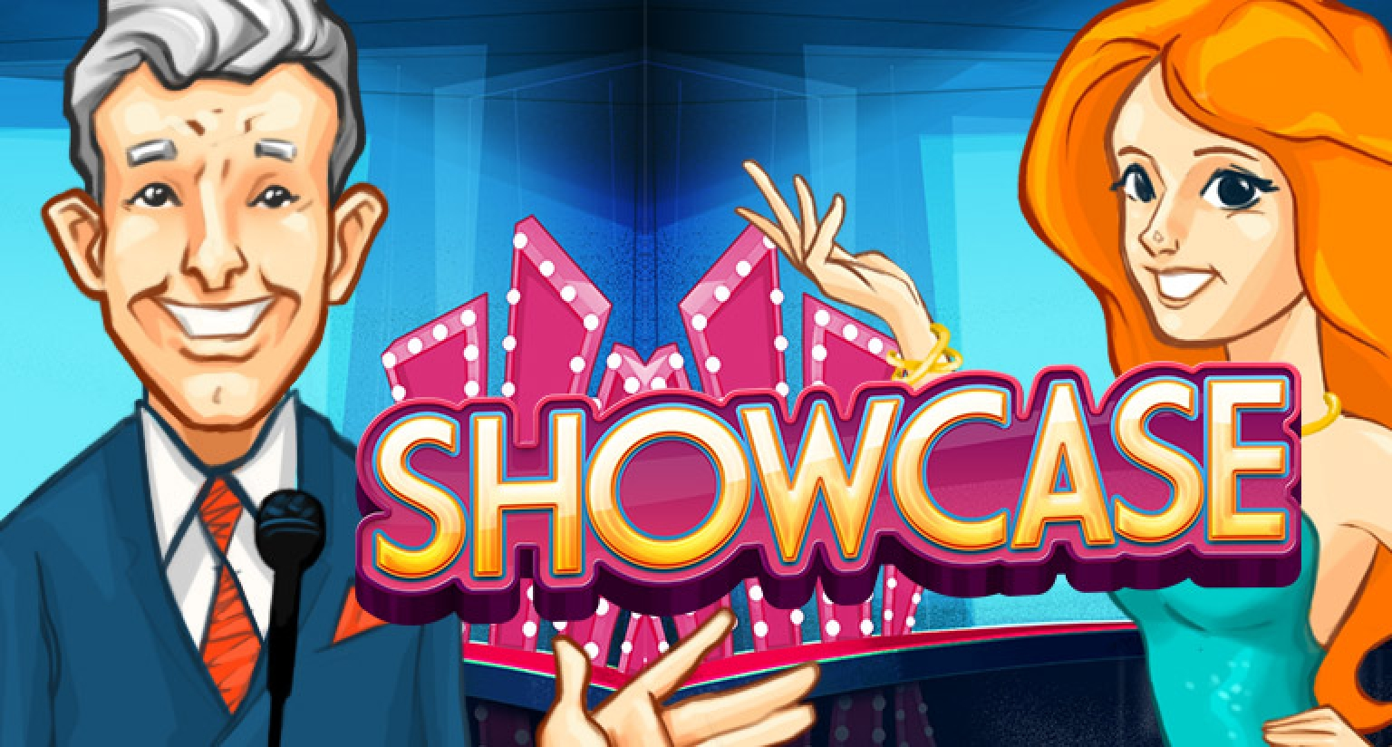 The Showcase Online Slot Demo Game by Arrows Edge