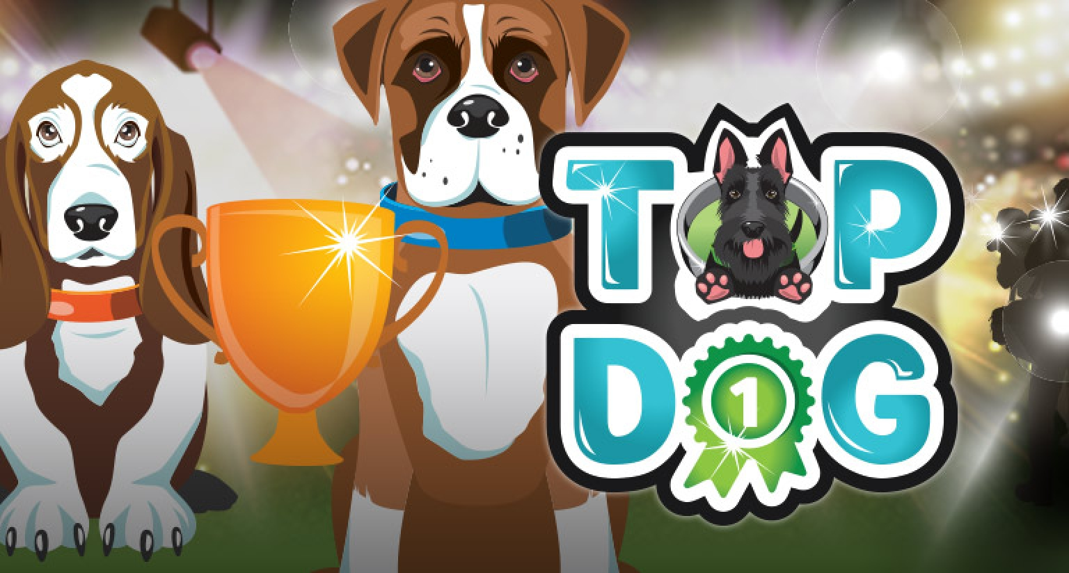 The Top Dog Online Slot Demo Game by Arrows Edge
