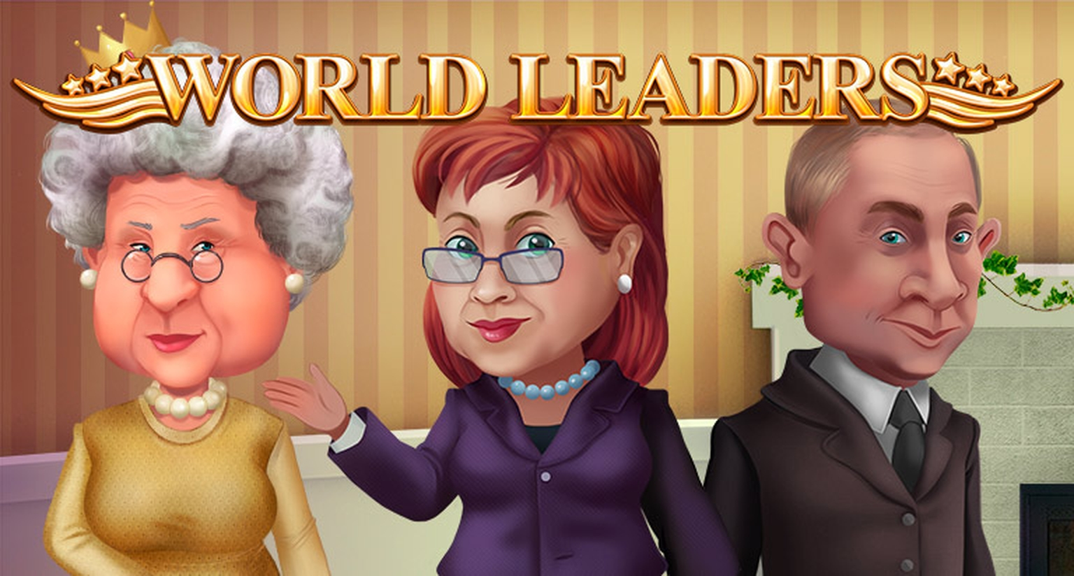 The World Leaders Online Slot Demo Game by Arrows Edge