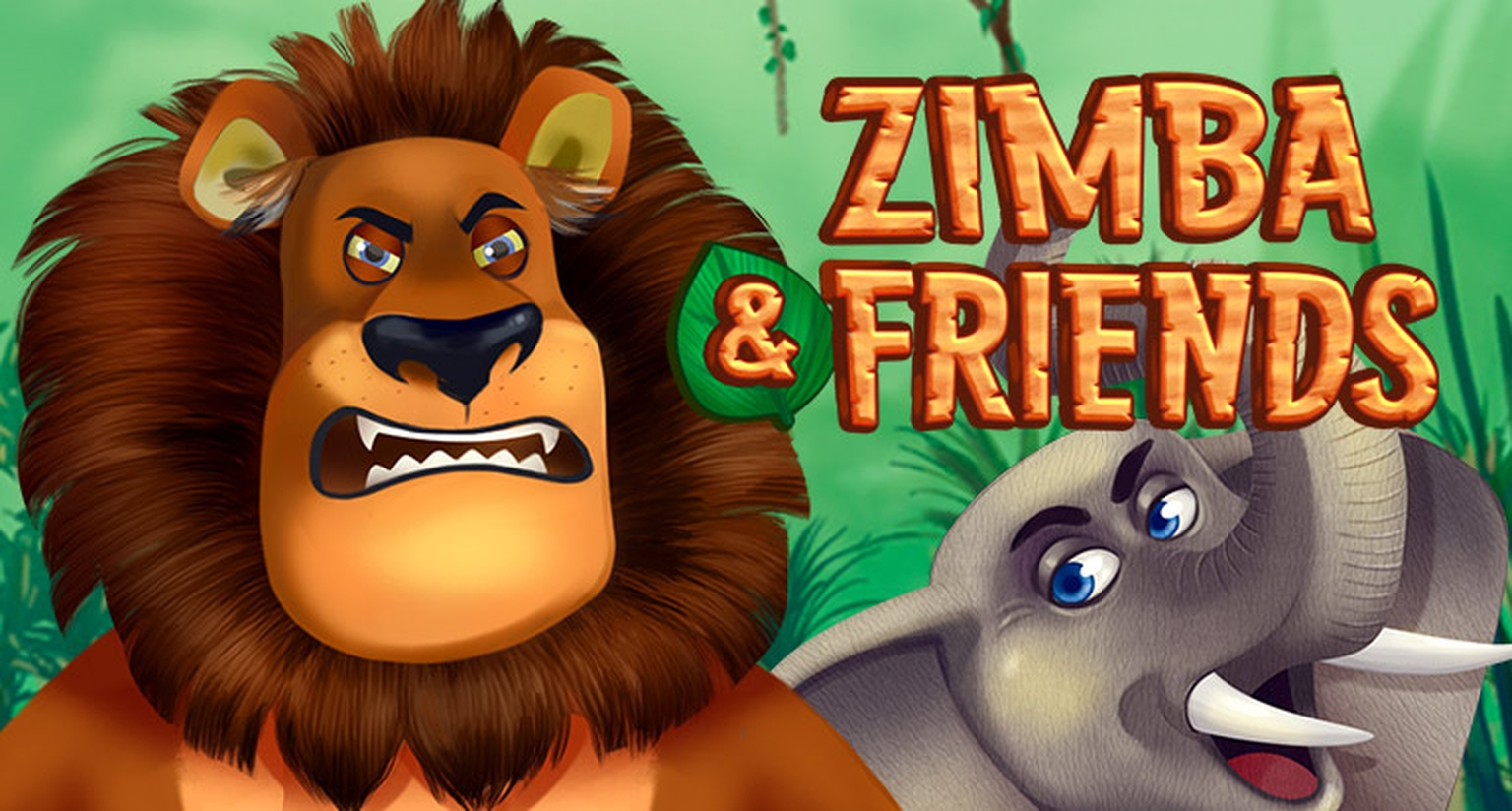 The Zimba and Friends Online Slot Demo Game by Arrows Edge