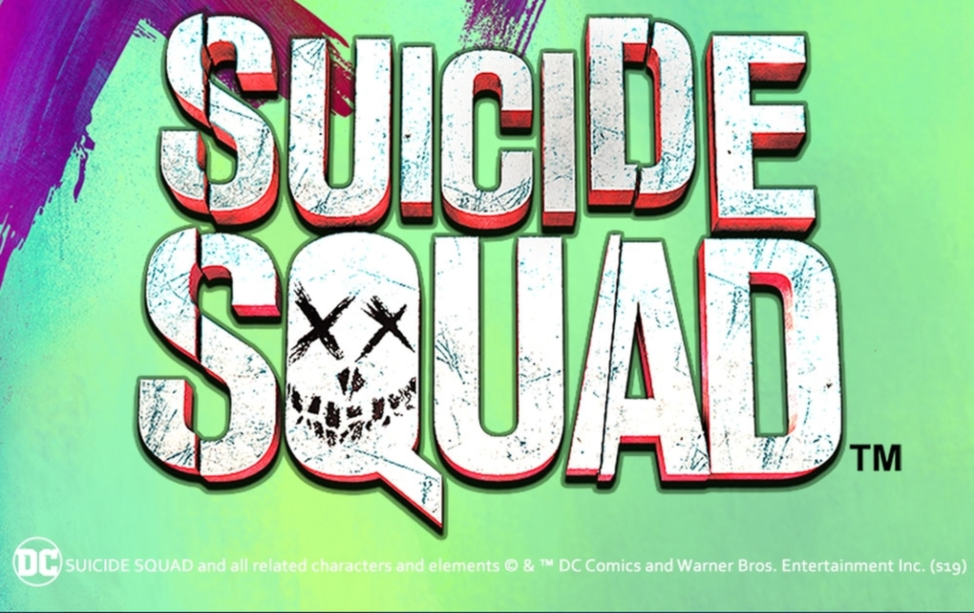 The Suicide Squad Online Slot Demo Game by Ash Gaming