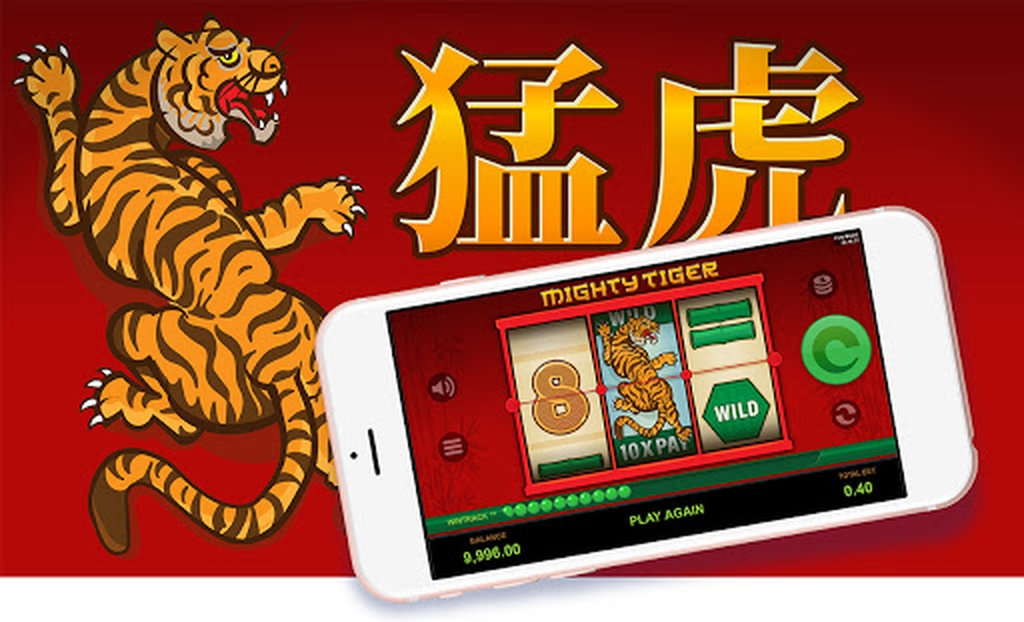 The Mighty Tiger Online Slot Demo Game by Aspect Gaming