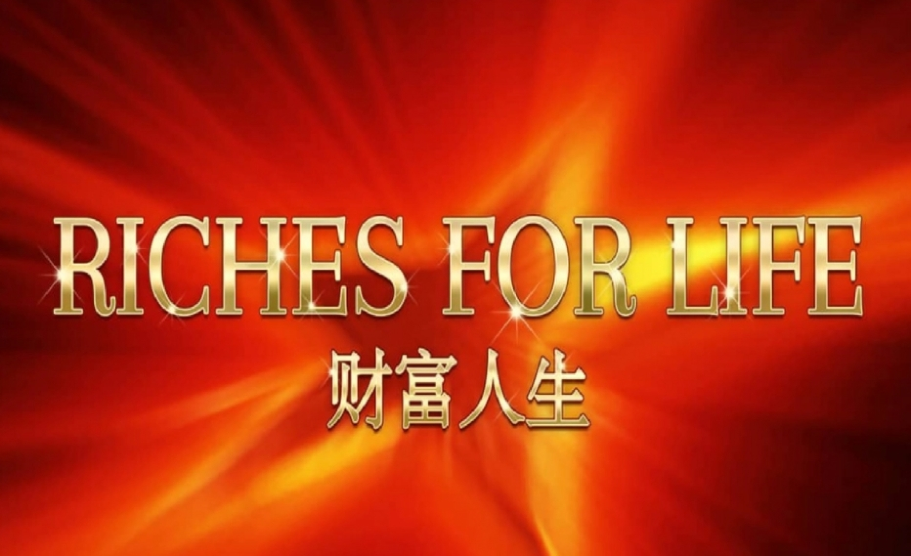 The Riches For Life Online Slot Demo Game by Aspect Gaming