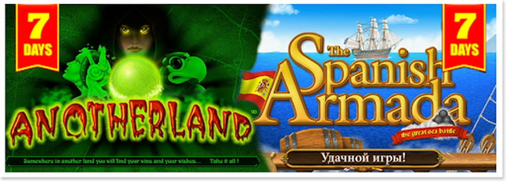 The 7 Days Anotherland Online Slot Demo Game by Belatra Games