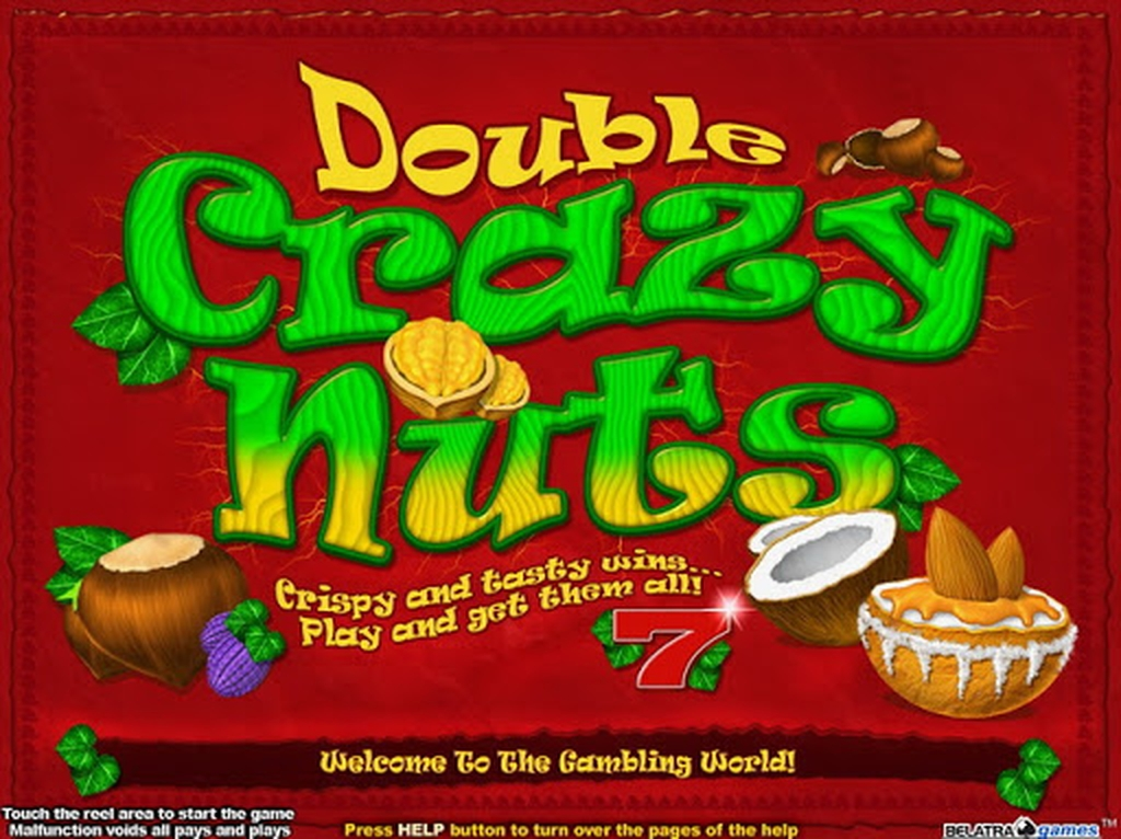 The Double Crazy Nuts Online Slot Demo Game by Belatra Games
