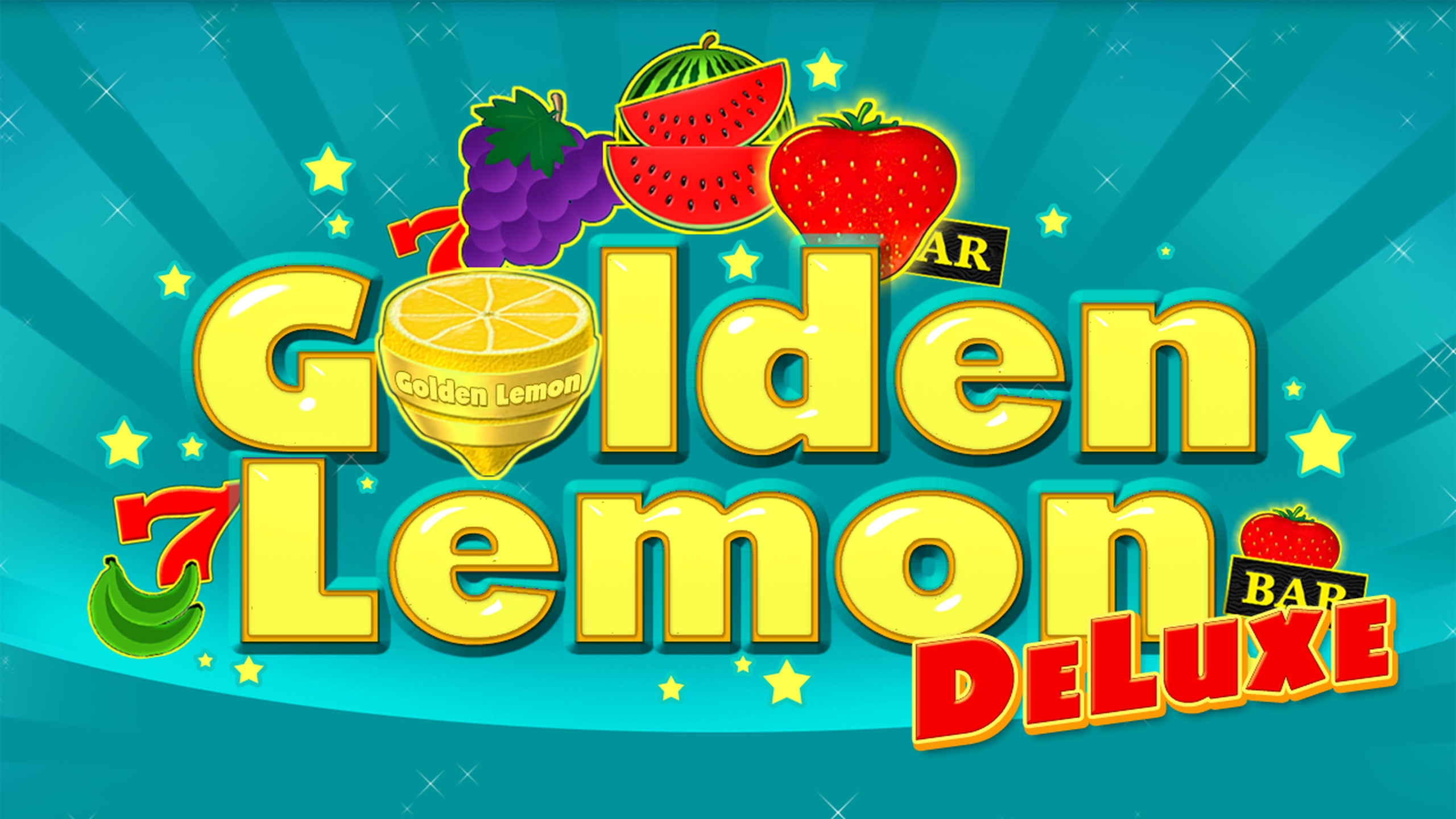 The Golden Lemon Deluxe Online Slot Demo Game by Belatra Games