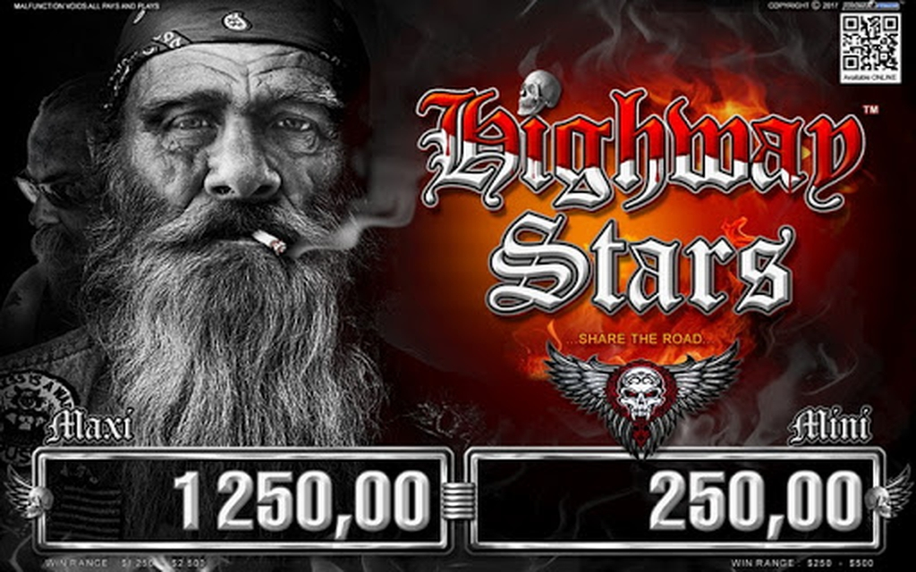 The Highway Stars Online Slot Demo Game by Belatra Games