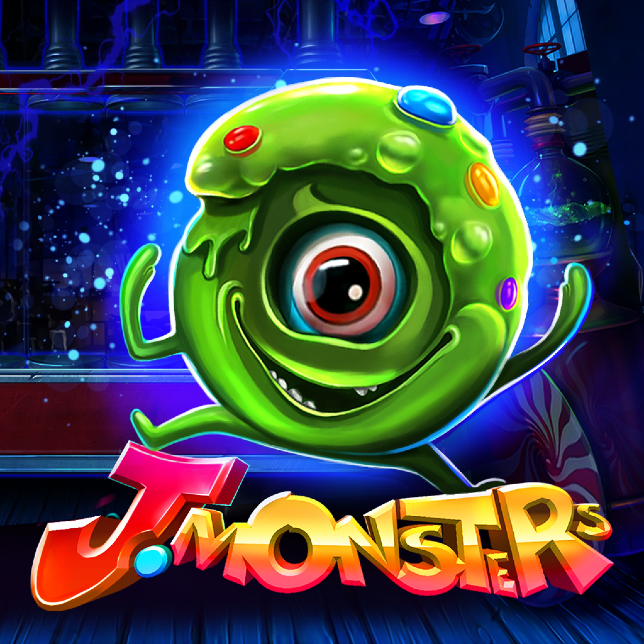 The J. Monsters Online Slot Demo Game by Belatra Games