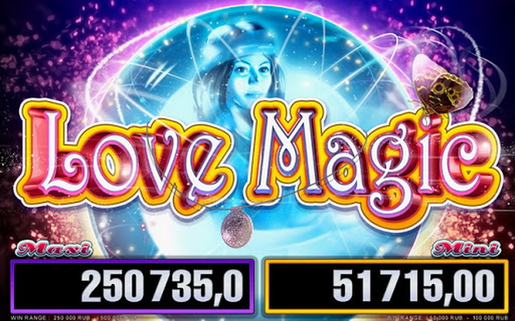 The Love Magic Online Slot Demo Game by Belatra Games