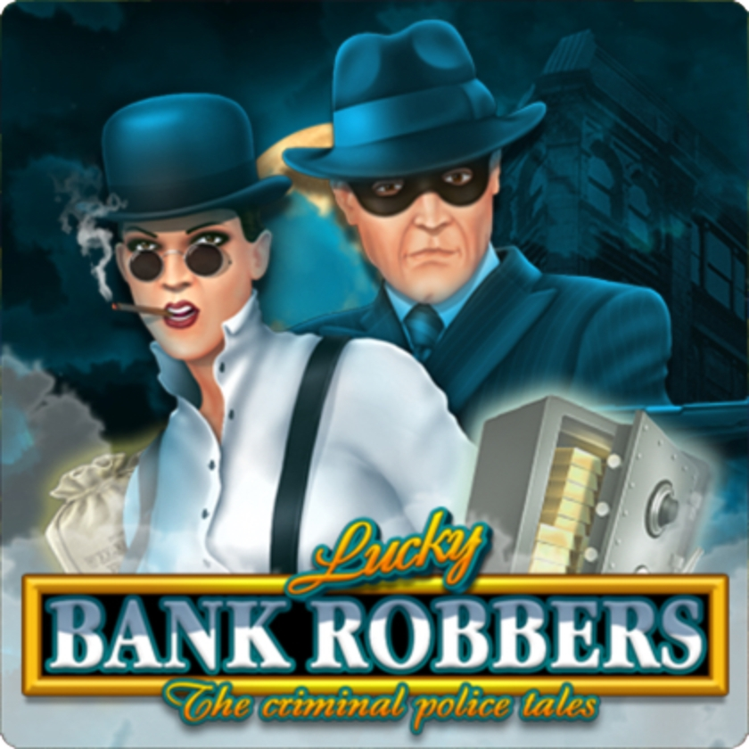 The Lucky Bank Robbers Online Slot Demo Game by Belatra Games