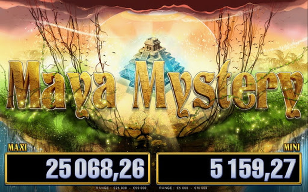 The Maya Mystery Luxe Online Slot Demo Game by Belatra Games