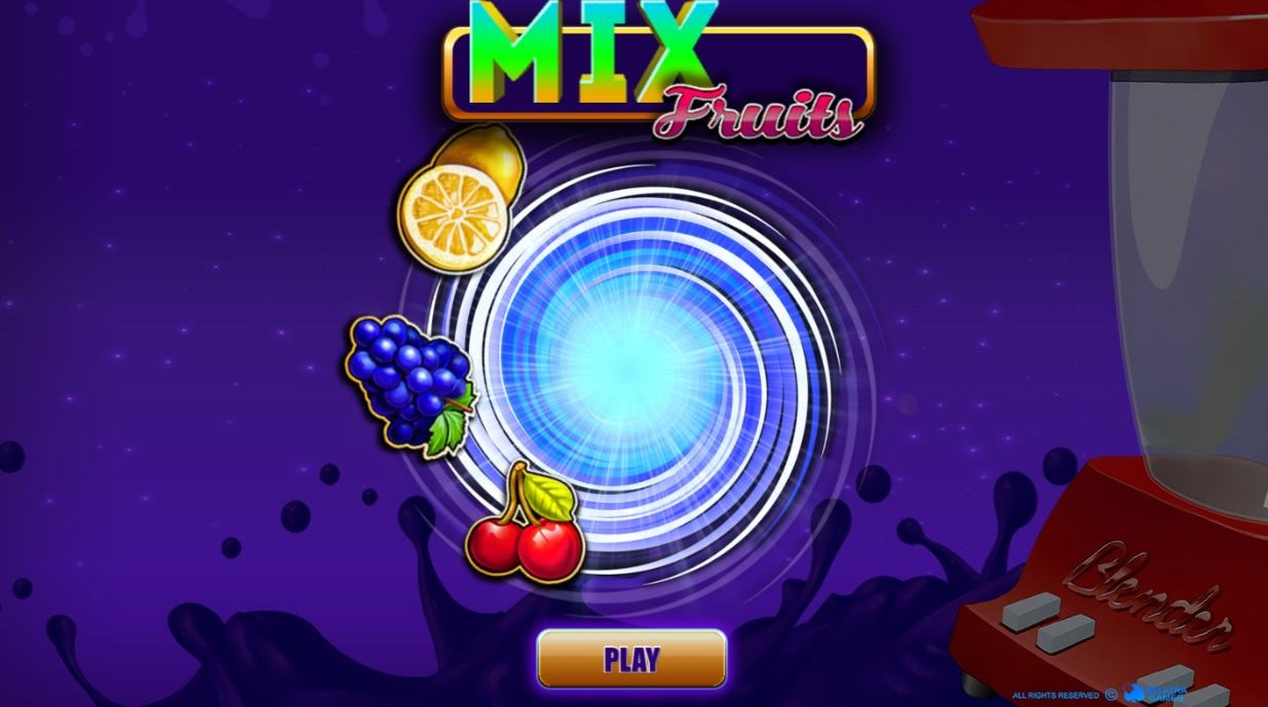 The Mix Fruits Online Slot Demo Game by Belatra Games