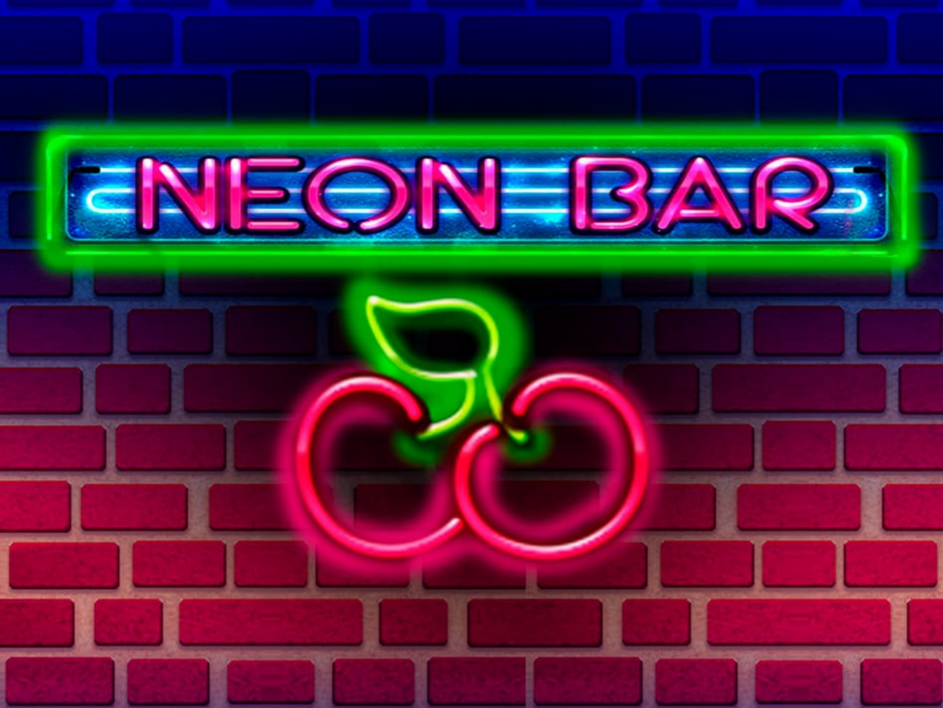 The Neon Bar Online Slot Demo Game by Belatra Games