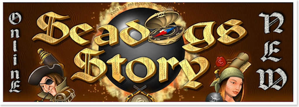 The Seadogs Story Online Slot Demo Game by Belatra Games