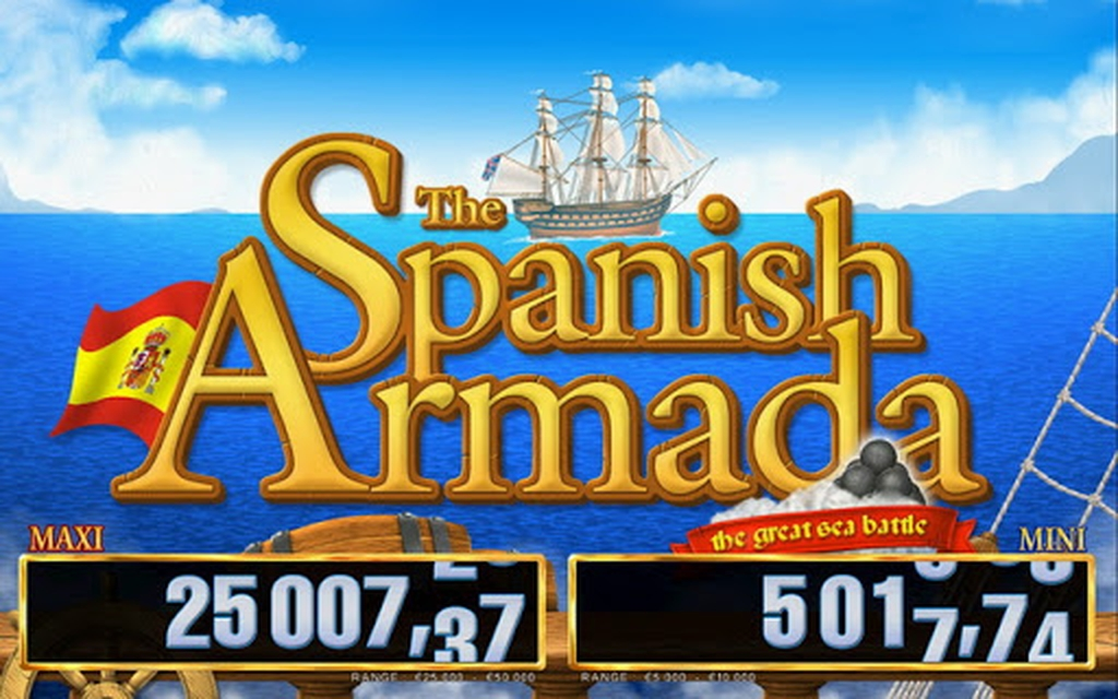 The Spanish Armada Online Slot Demo Game by Belatra Games