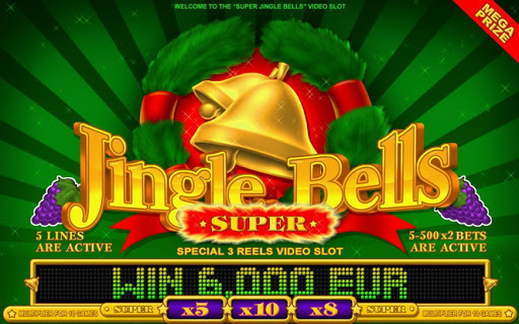 The Super Jingle Bells Online Slot Demo Game by Belatra Games