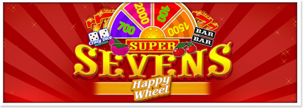 The Super Sevens Online Slot Demo Game by Belatra Games