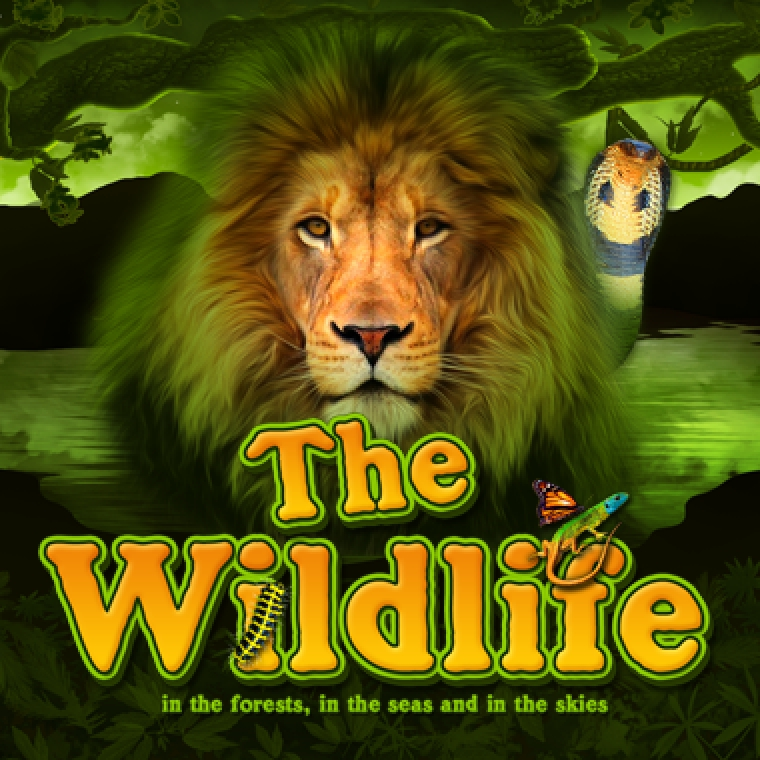 The The Wildlife Online Slot Demo Game by Belatra Games
