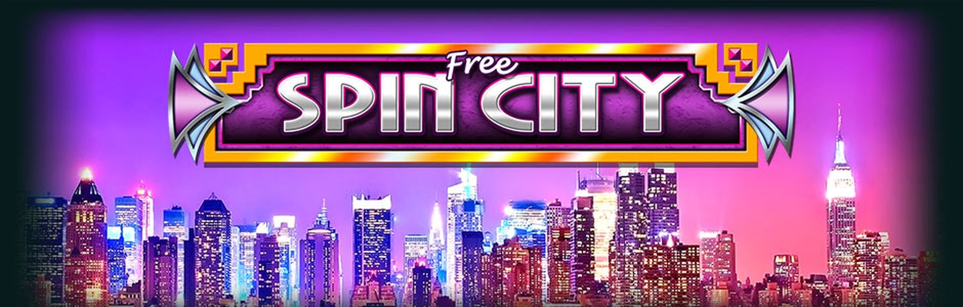 The Free Spin City Online Slot Demo Game by Betdigital