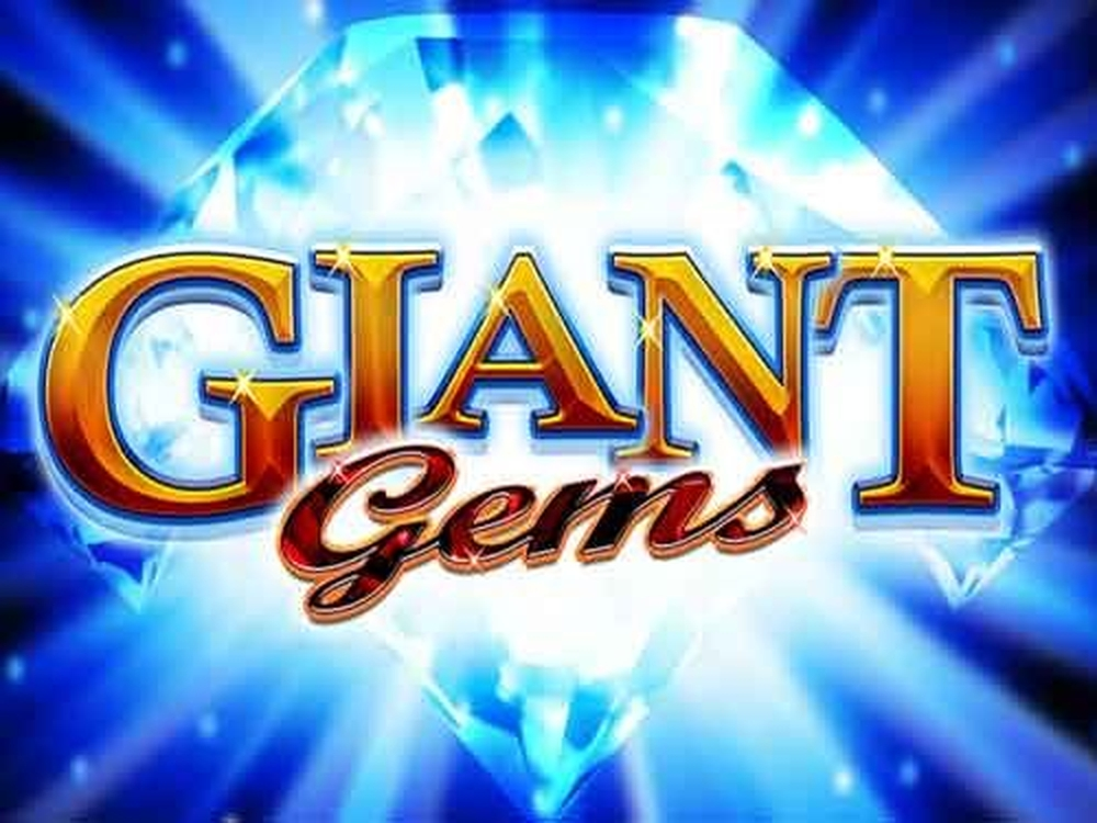 The Giant Gems Online Slot Demo Game by Betdigital
