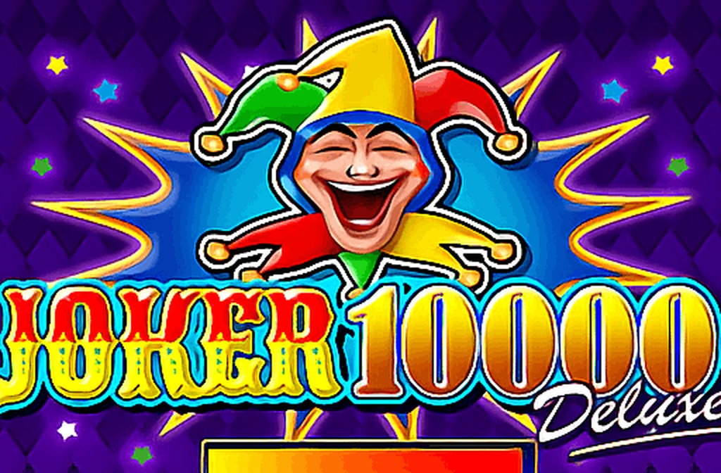 The JOKER 10000 DELUXE Online Slot Demo Game by Betdigital