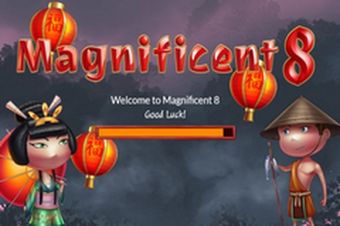 The Magnificent 8 Online Slot Demo Game by Betdigital
