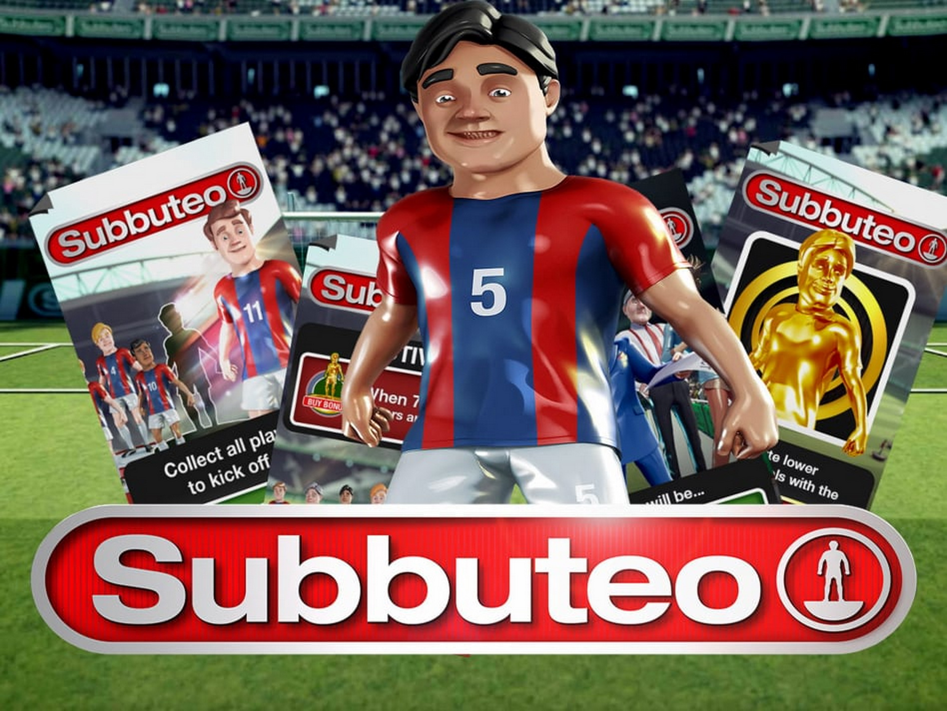The Subbuteo Online Slot Demo Game by Betdigital