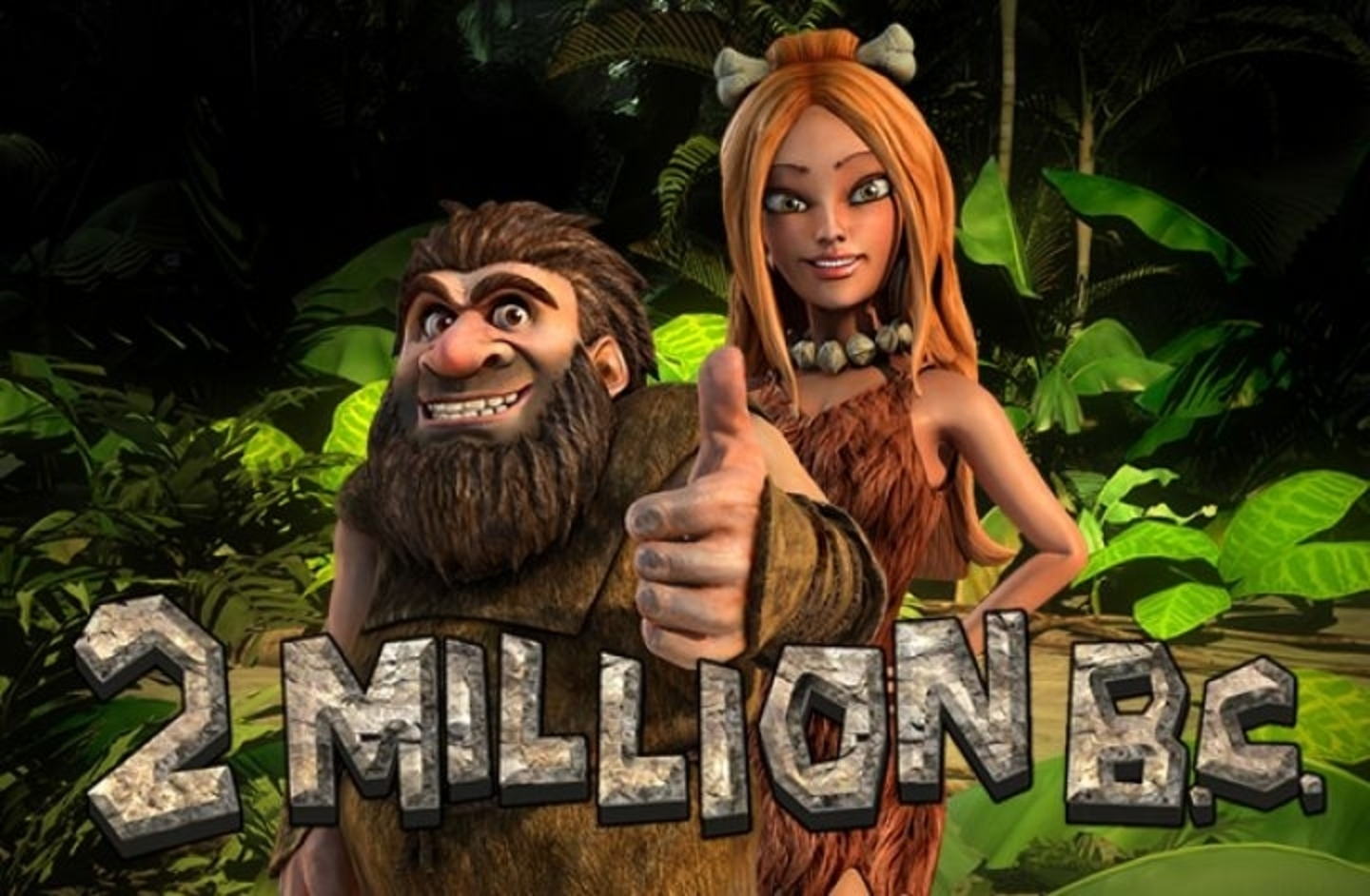 The 2 Million B.C. Online Slot Demo Game by Betsoft