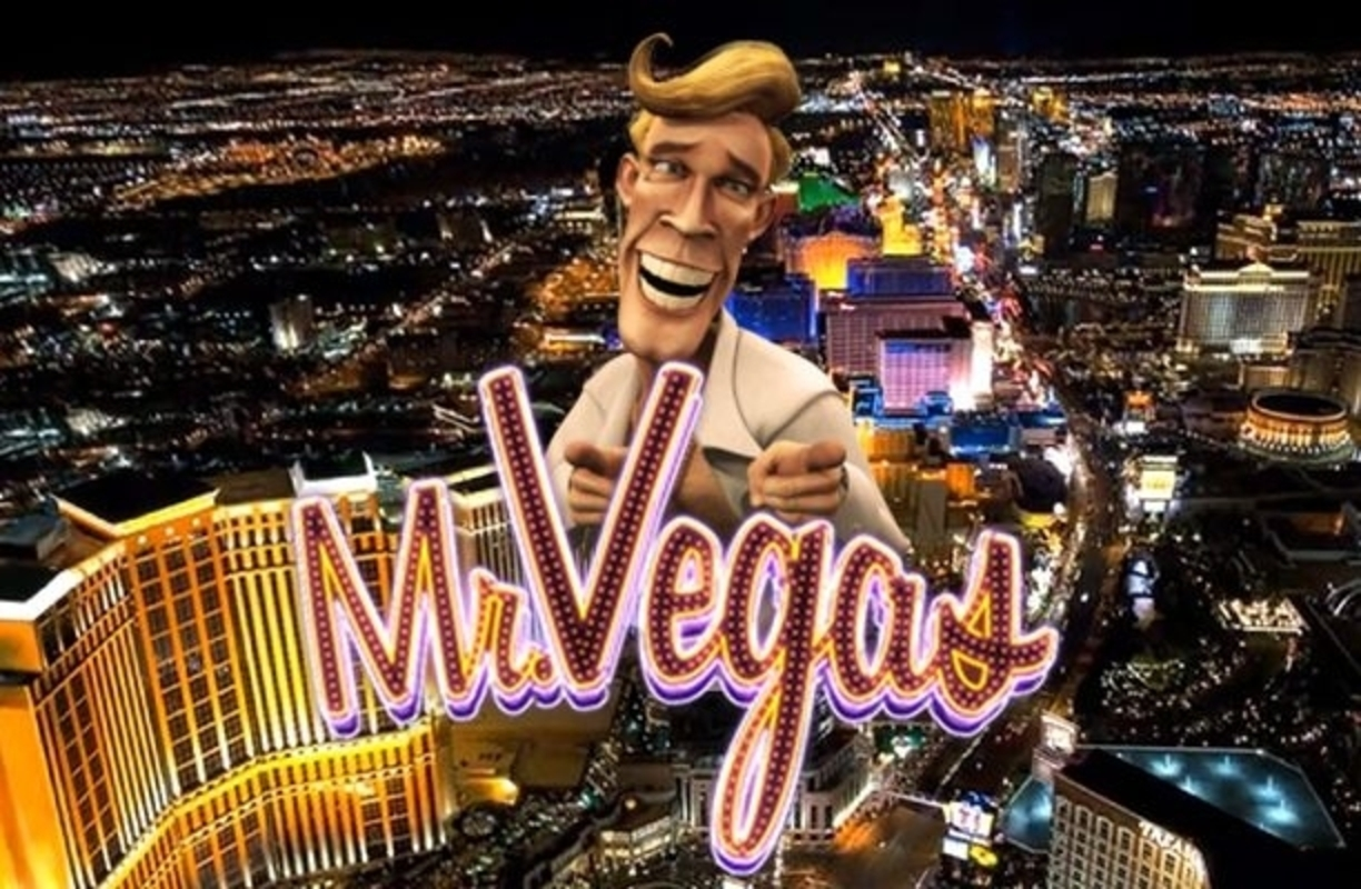 The Mr. Vegas Online Slot Demo Game by Betsoft