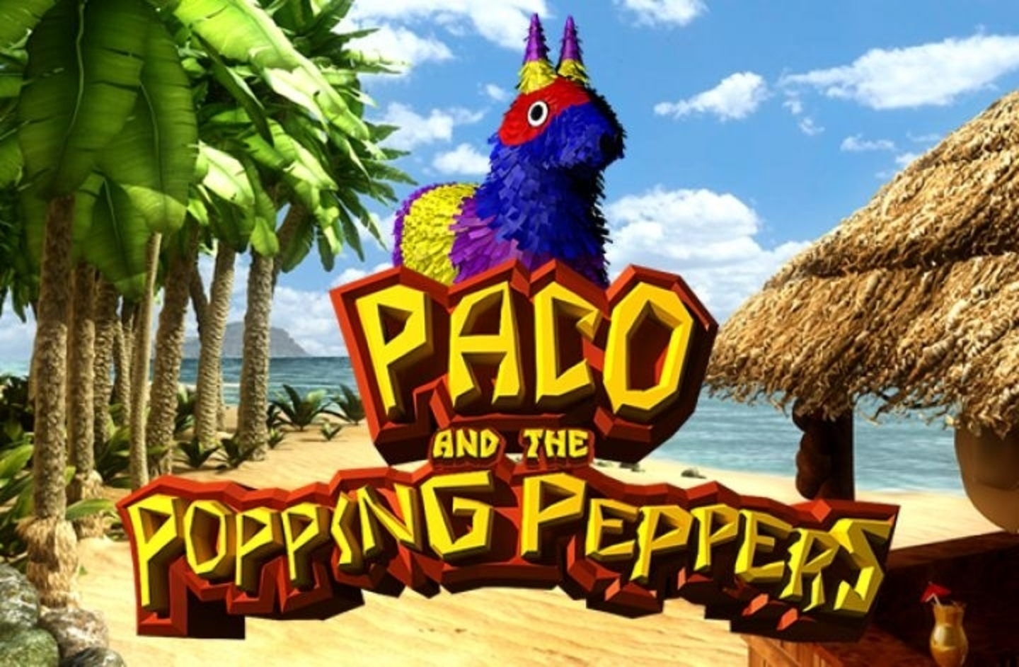 The Paco and the Popping Peppers Online Slot Demo Game by Betsoft