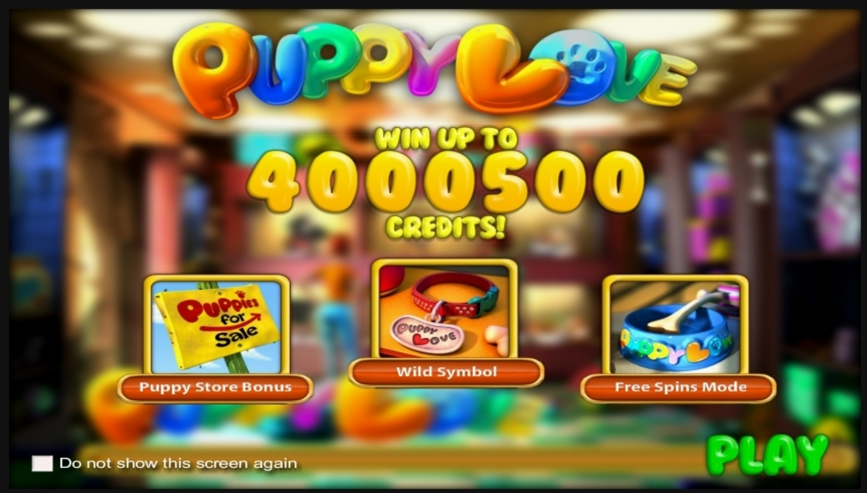 Play Puppy Love Free Casino Slot Game by Betsoft